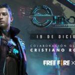 Cristiano Ronaldo en Free Fire