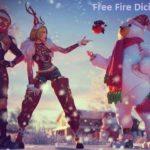 free fire diciembre 2020